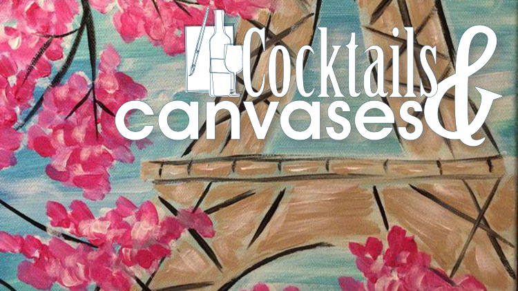 Cocktails & Canvases