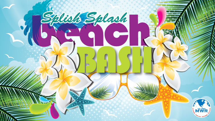 Splish Splash Beach Bash