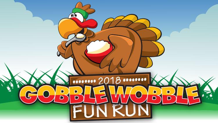 Gobble Wobble Fun Run