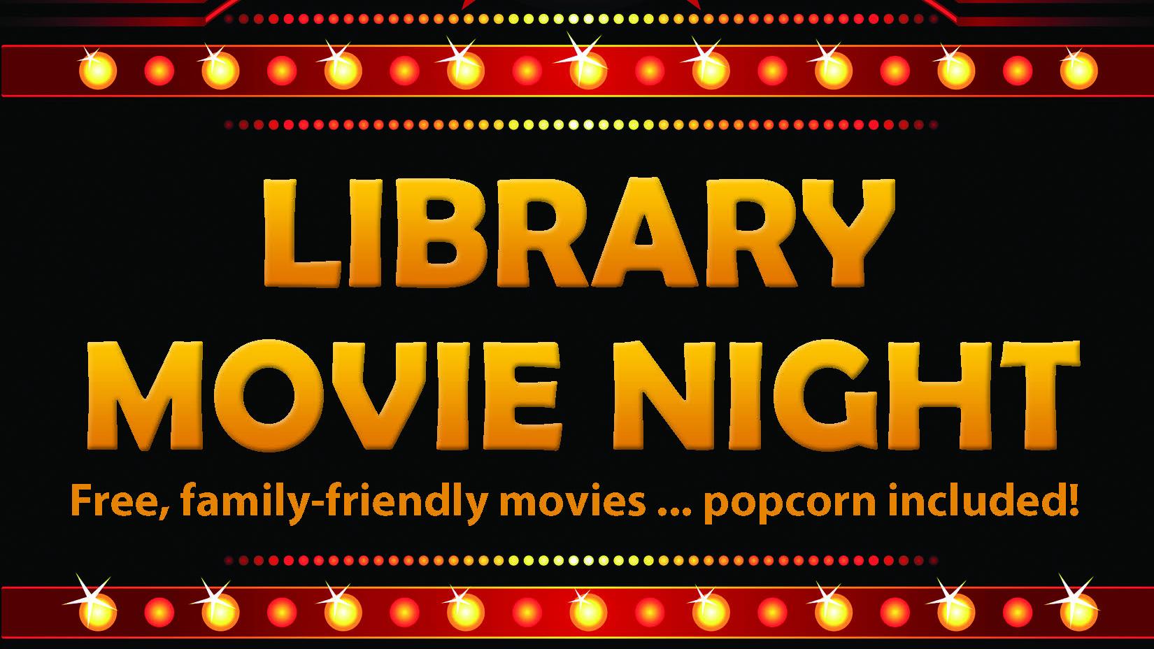 Library Movie Night