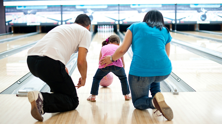 Bring Your Dad to Bowl