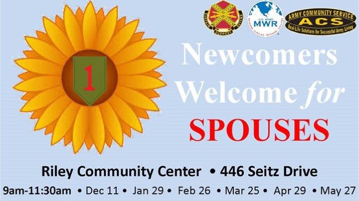 Newcomer's Welcome for Spouses