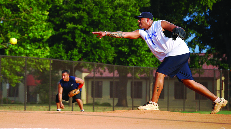 Intramural Softball League Registration Deadline