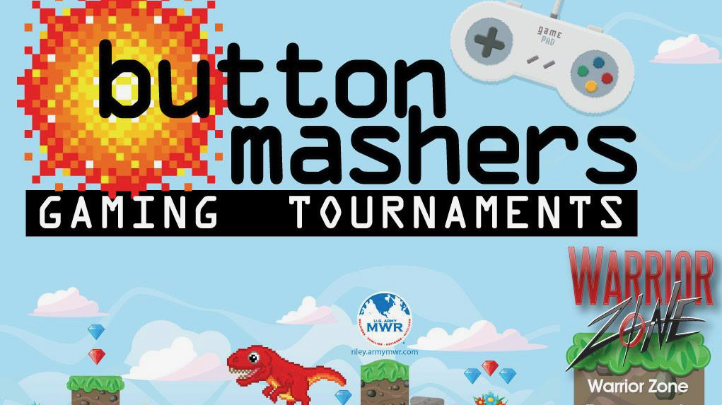 Button Mashers Gaming Tournaments