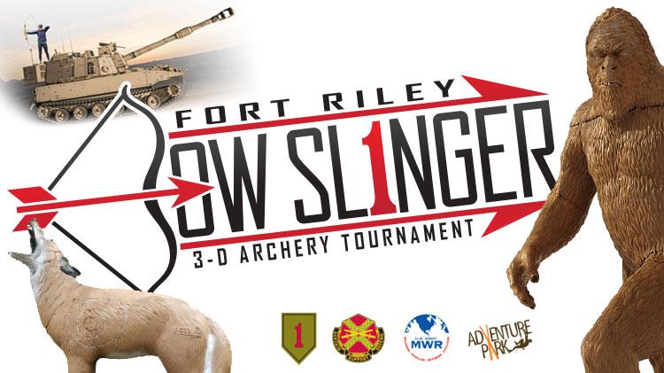 Bow Slinger 3-D Archery Tournament