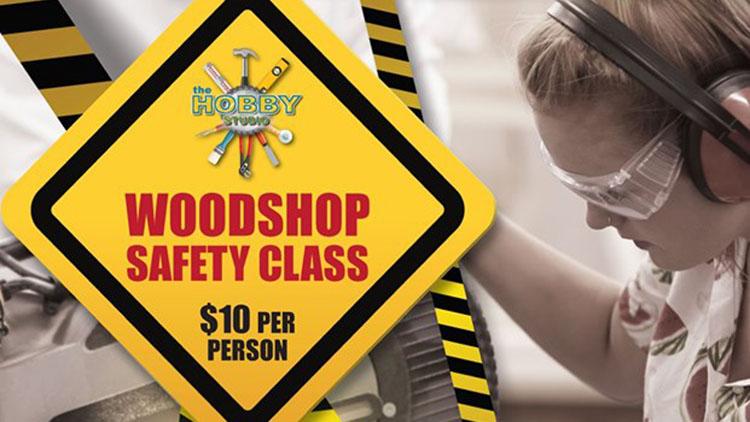 Woodshop Safety Class