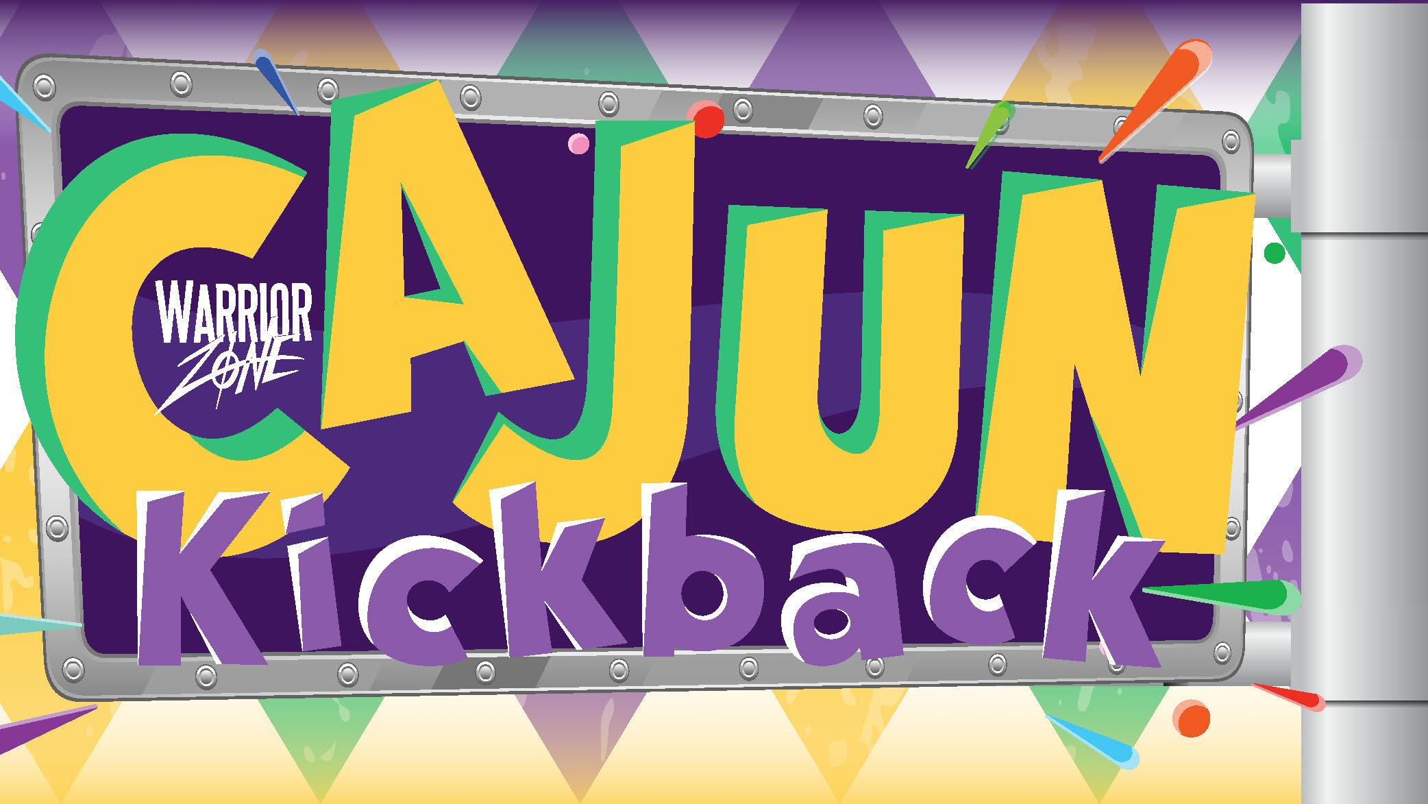Cajun Kickback