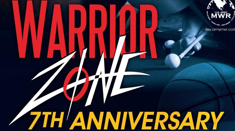 Warrior Zone Anniversary Party