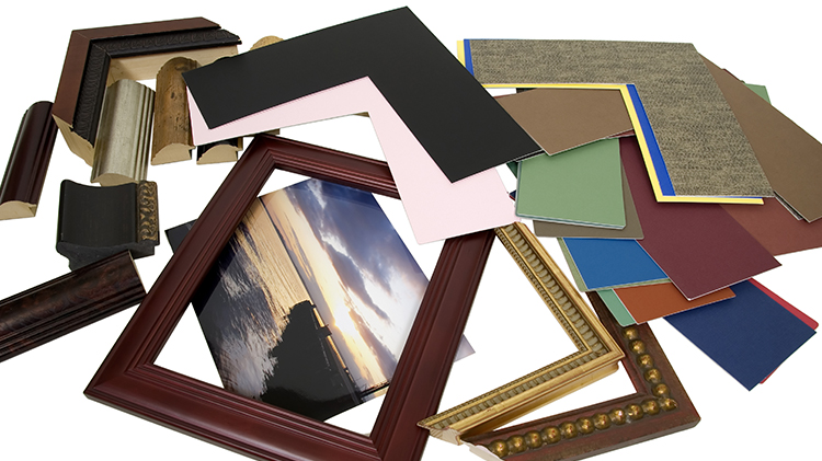 Framing and Matting Class