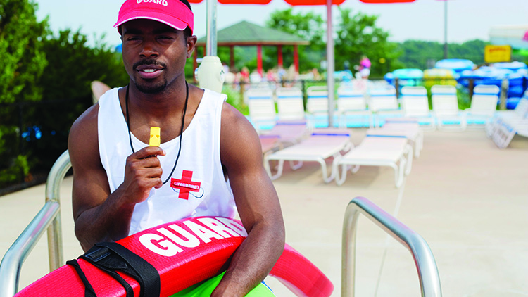 American Red Cross Lifeguard Training
